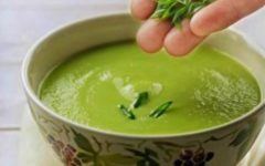 суп из кабачка