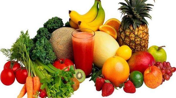 фрукты и овощи при запорах