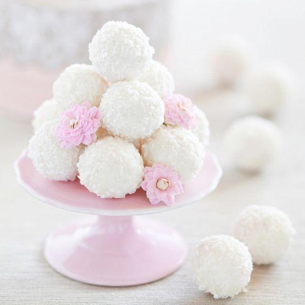 конфеты из творога