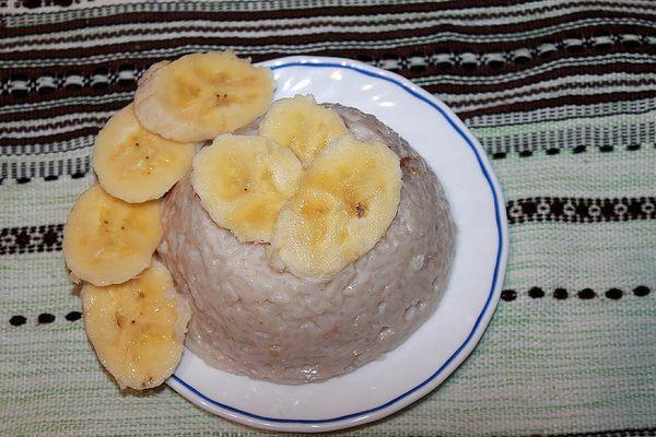 Украшаем бананами