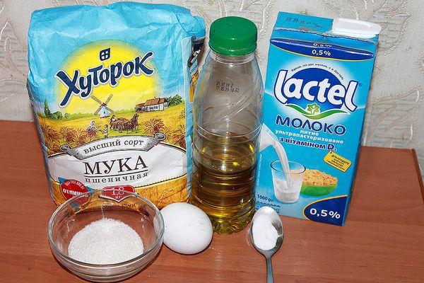 продукты для выпечки печенья при гастрите