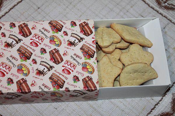 Рецепт печенья галеты в домашних условиях