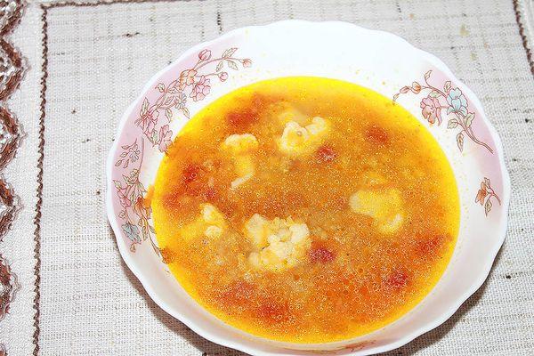 суп при атеросклерозе