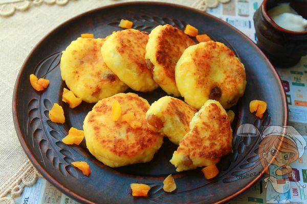 сырники - рецепт для диабетиков