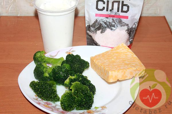 продукты для запекания капусты