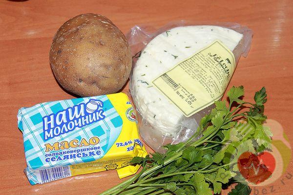 Продукты для запекания картофеля