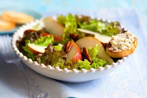 Грушевый салат