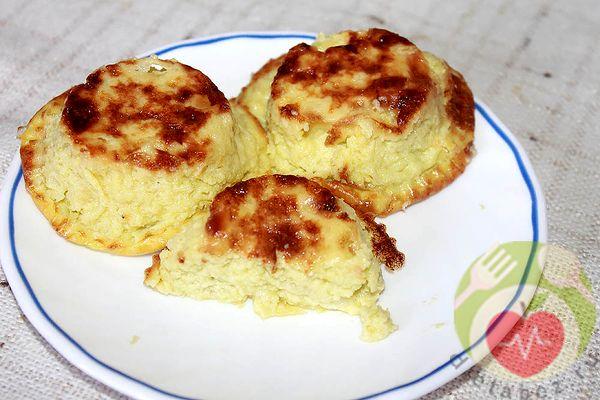 рецепт суфле из кабачков