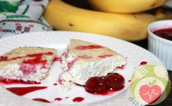 Рецепт запеканки с бананом