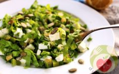 зеленый цезарь