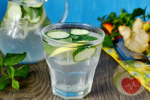 Вода сасси для похудения - рецепты и как правильно пить