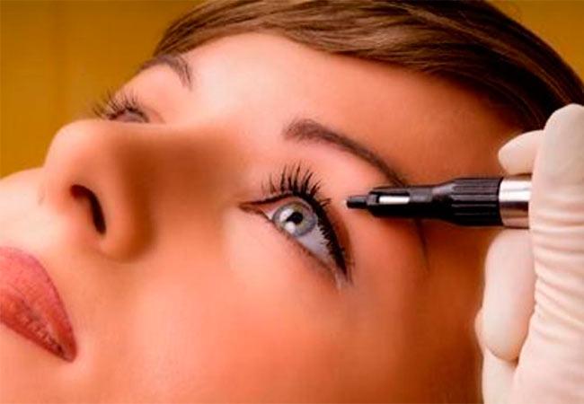 Перманентный макияж, татуаж бровей - популярная услуга