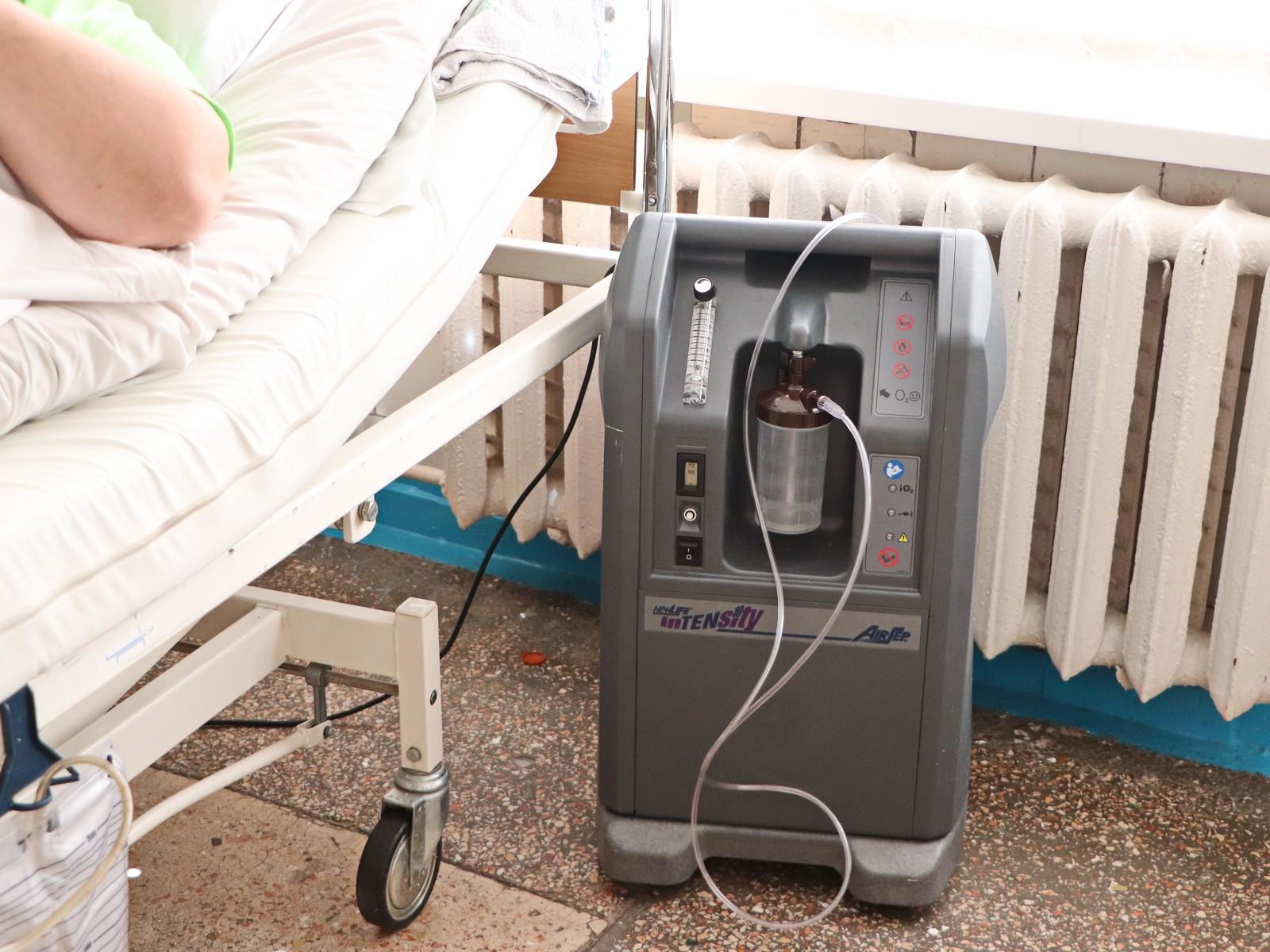Кислородные концентраторы - особенности устройства и преимущества